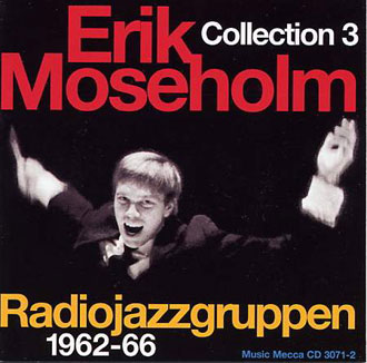 Erik Moseholm Collection 3 CD Cover