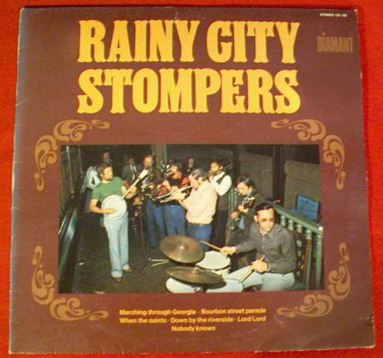 rainy city stompers LP