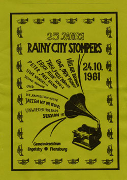 rainy city stompers 25 jahre